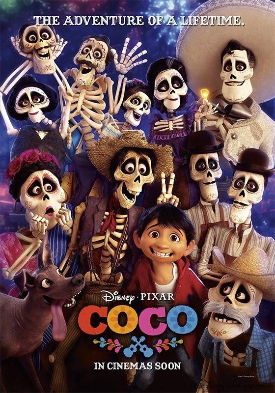 New COCO Trailer & Pan de Muerto & Hot Chocolate Recipes -  PixarCocoEvent