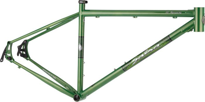 Salsa El Mariachi Frame. Steel is real, and this one is affordable ...