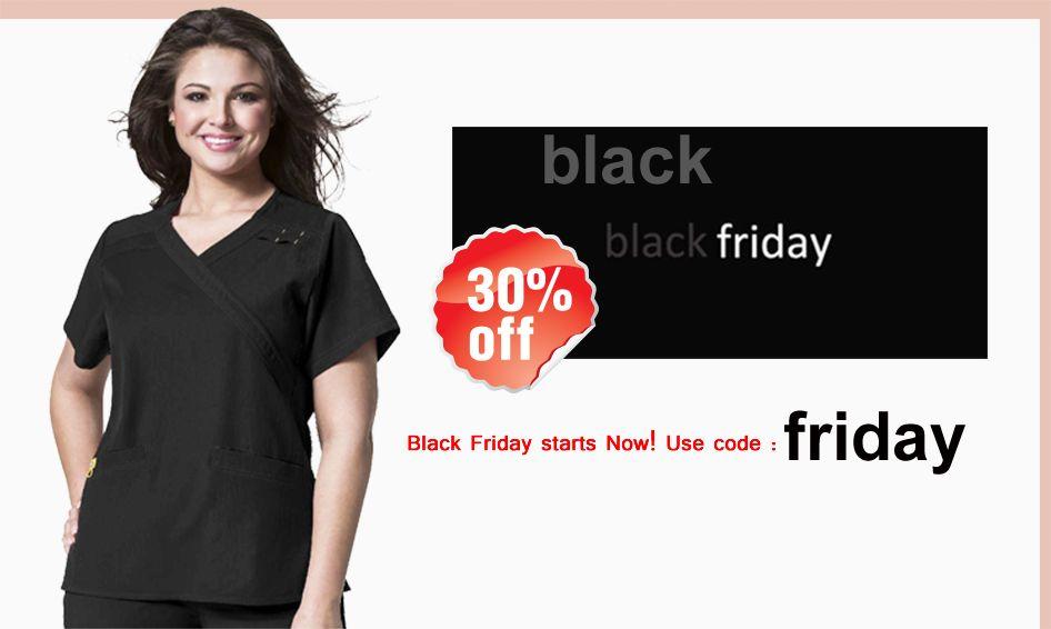 Black Friday starts now at www.scrubrunway.com code:friday #nurse #RN #salealert