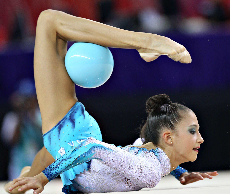 Rhythmic Gymnastics   Rhythmische Sportgymnastik   Tumen