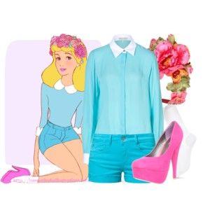 """Cinderella"" by monique-grace on Polyvore"