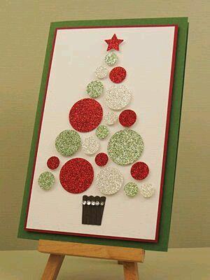 Acompa a tus regalos navide os con tarjetas navide as que - Como hacer tarjetas de navidad faciles ...