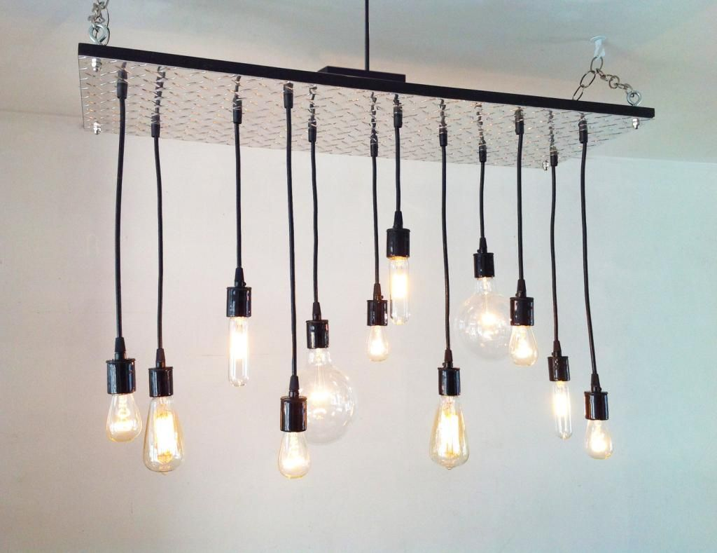 Industrial chandelier light lighting ideas pinterest industrial chandelier light aloadofball Image collections