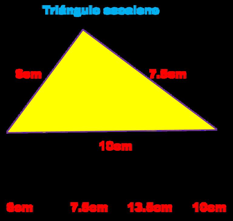 Ejercicios Resueltos Trazo De Un Triángulo Escaleno Triangulo Escaleno Calculo De Angulos Ejercicios Resueltos