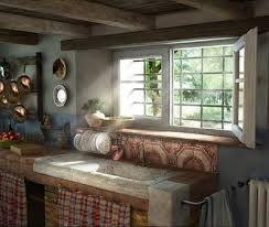 Risultati immagini per lavello cucina sotto finestra   déco cuisine ...