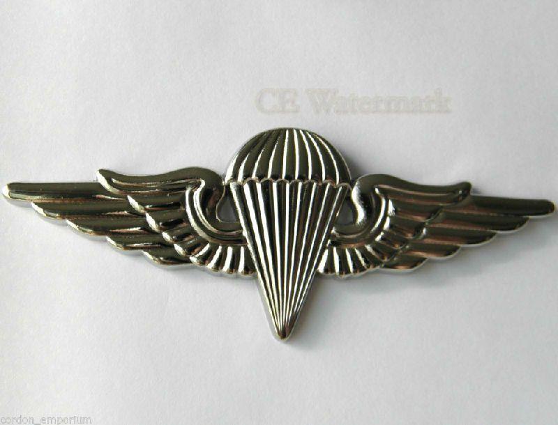 Airborne Paratrooper Lapel Pin