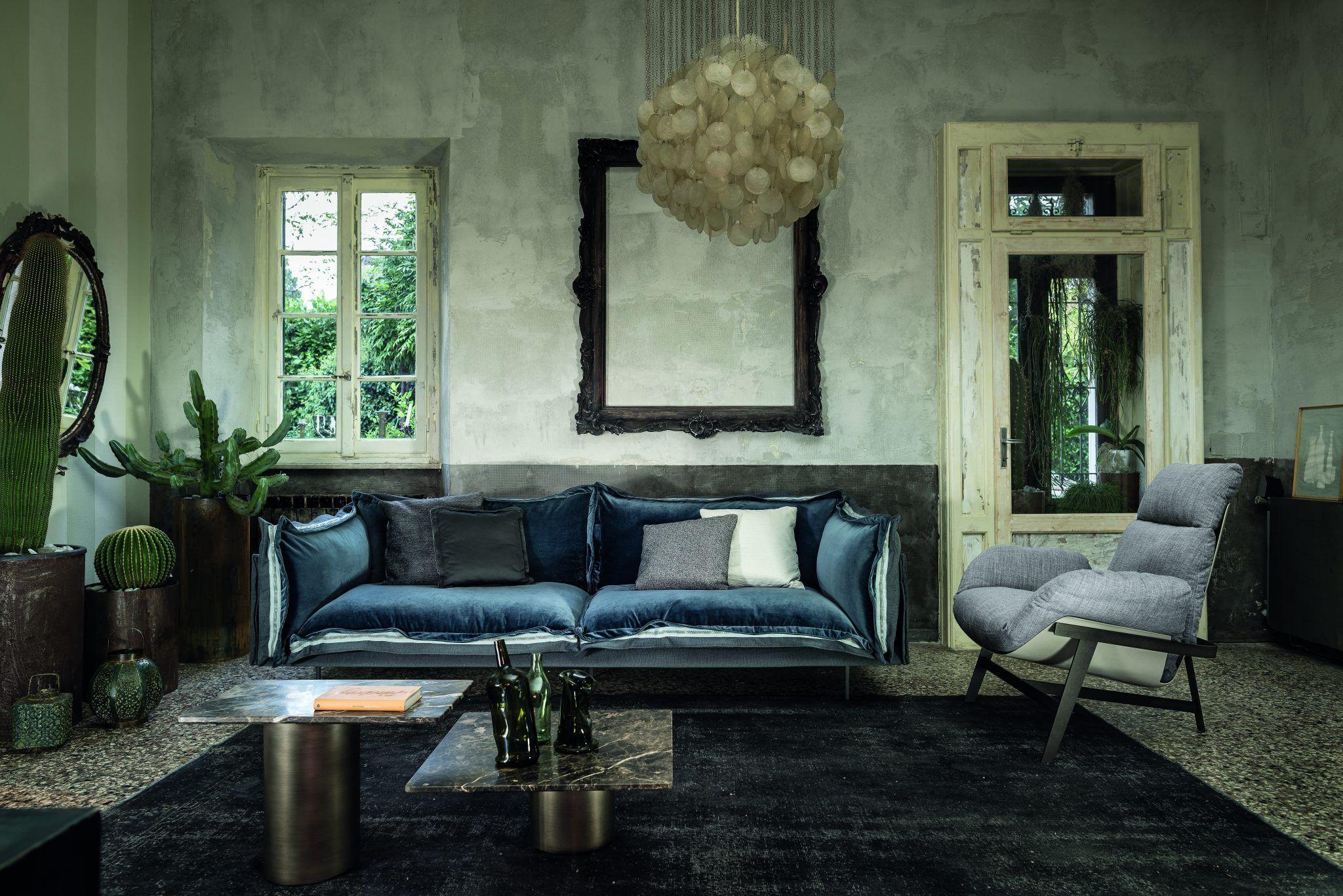 Arketipo Sofa Autoreverse - Designermöbel von Raum + Form Nürnberg ...