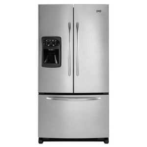 Maytag 19 8 Cu Ft Frenchdoor Refrigerator Stainlesssteel