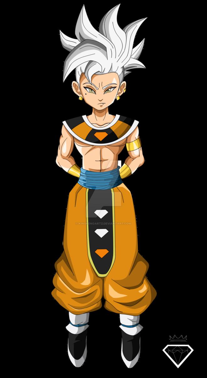 God Of Destruction Aborus by KingKenoArtz | character 6 | Dragon