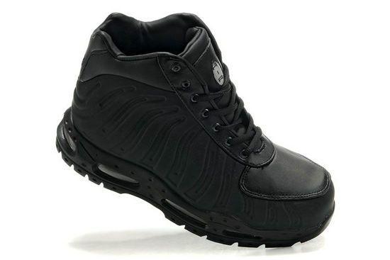 black acg nike boots