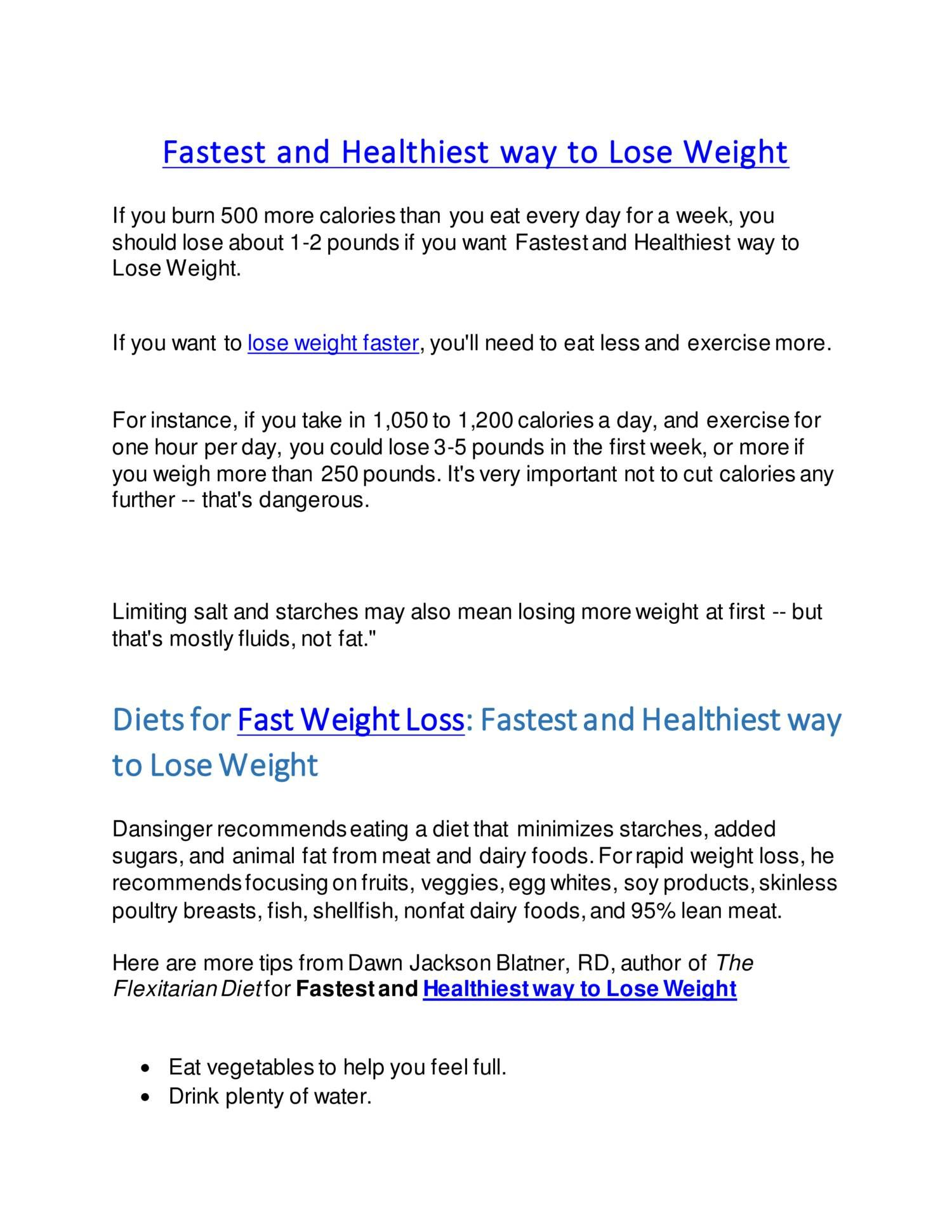 View and download fastest and healthiest way to lose weightpdf on view and download fastest and healthiest way to lose weightpdf on docdroid ccuart Choice Image