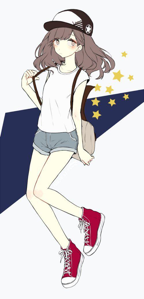 Best Of おしゃれ かわいい 女の子 イラスト アイコン Anime Character