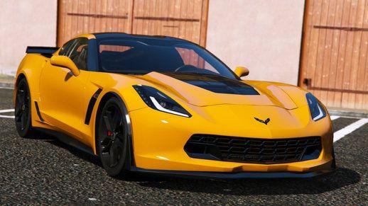 2014 Chevrolet Corvette C7 Stingray Add On Update Chevrolet Corvette 2014 Chevrolet Corvette C7 Corvette