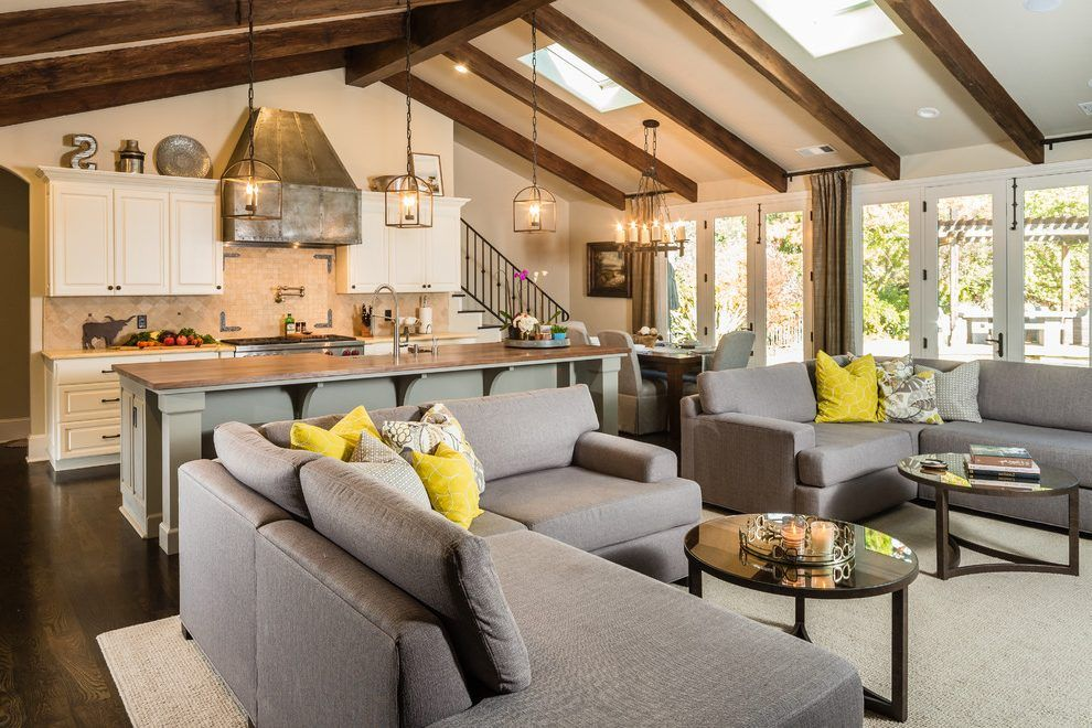 Visit The Post For More Open Concept Kitchen Living Room Open