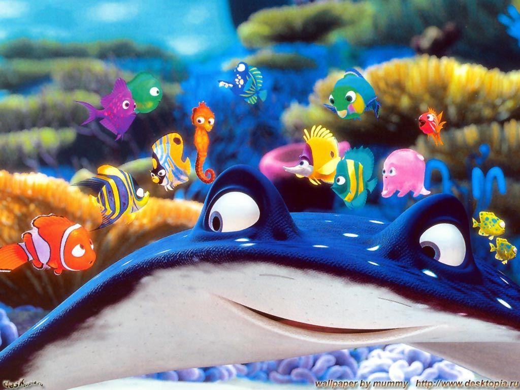 Finding Nemo Drama Adventure 3d Film Screensavers For Ipad I 3