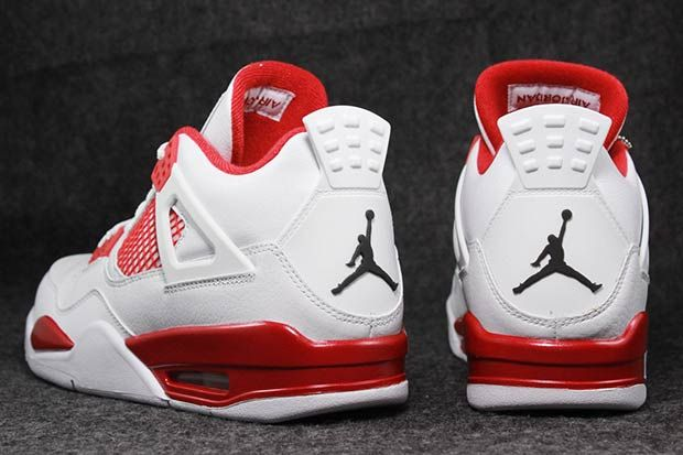 Air Jordan Iv Retro Bg Alternatif 89 Tri-level véritable jeu gros rabais fiable images de vente eastbay pas cher m0ihOLo
