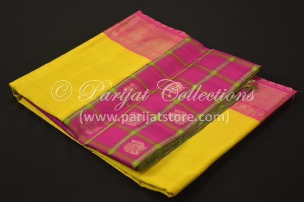 029d0dd84c Material : Handloom Silk Cotton Weight : 0.60 Kg Length : 5.5 m Width : 48  Inches Wash Care : Dry Wash / Roll Polish All Sarees are ready Stock and ...