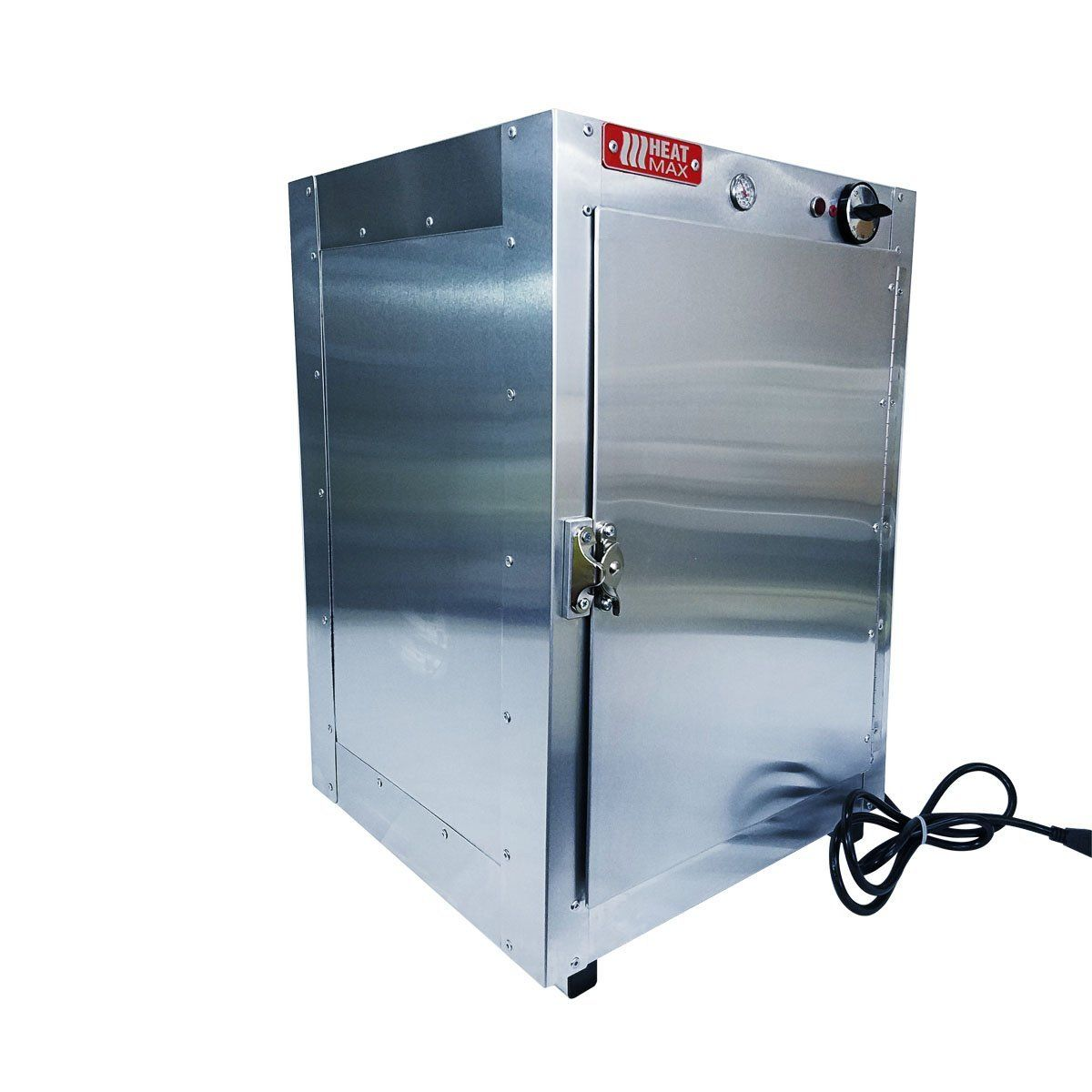 HeatMax Commercial Food Pastry Warming Case Aluminum 16x16x24 Hot ...