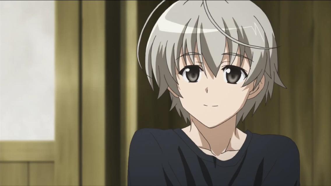 Haruka Kasugano Anime, Haruka, Yosuga no sora