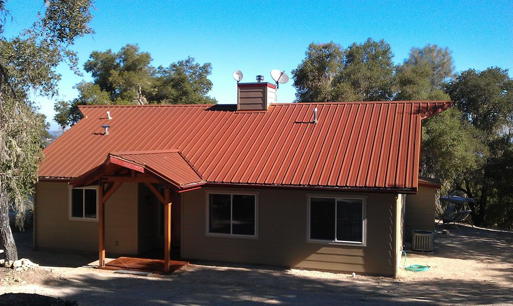 Best Images Of R Panel Metal Roofs Panel For The Least 400 x 300