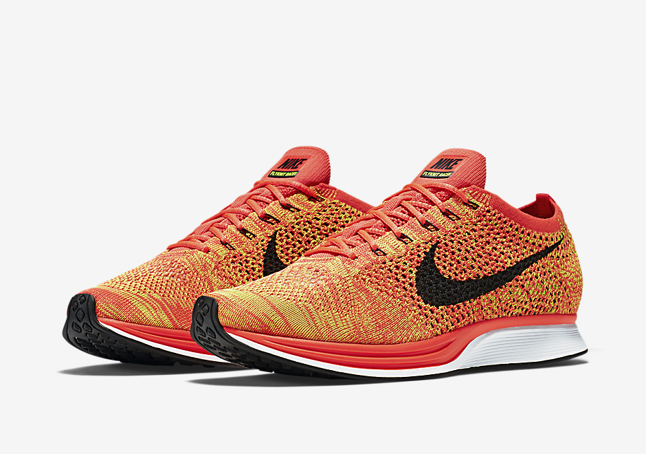 Another Vibrant Nike Flyknit Racer Colorway For Summer - SneakerNews.com