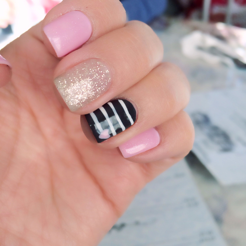 Gel nails - nagellak | Pinterest - Nagel, Nagellak en Projecten