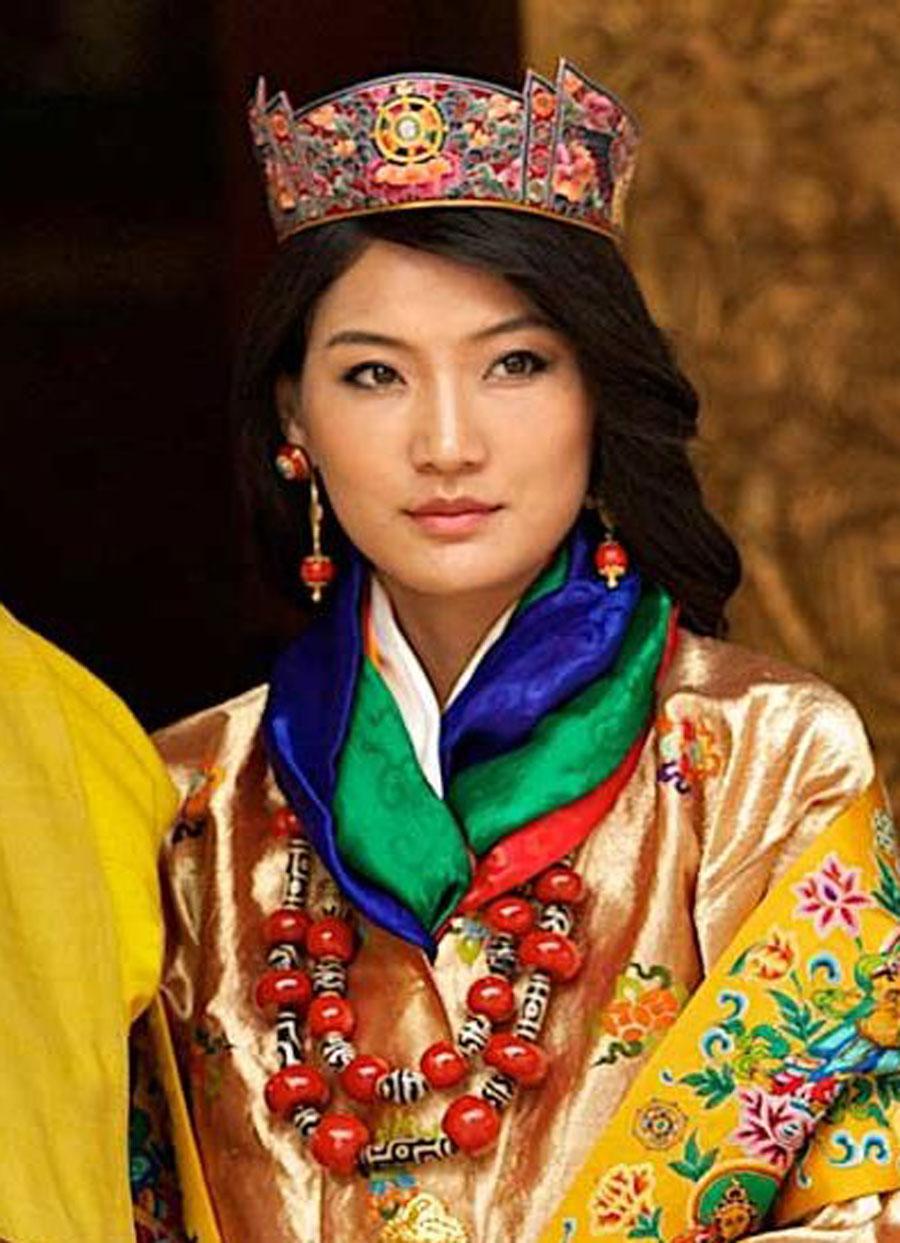 Jetsun Pema – Queen of Bhutan