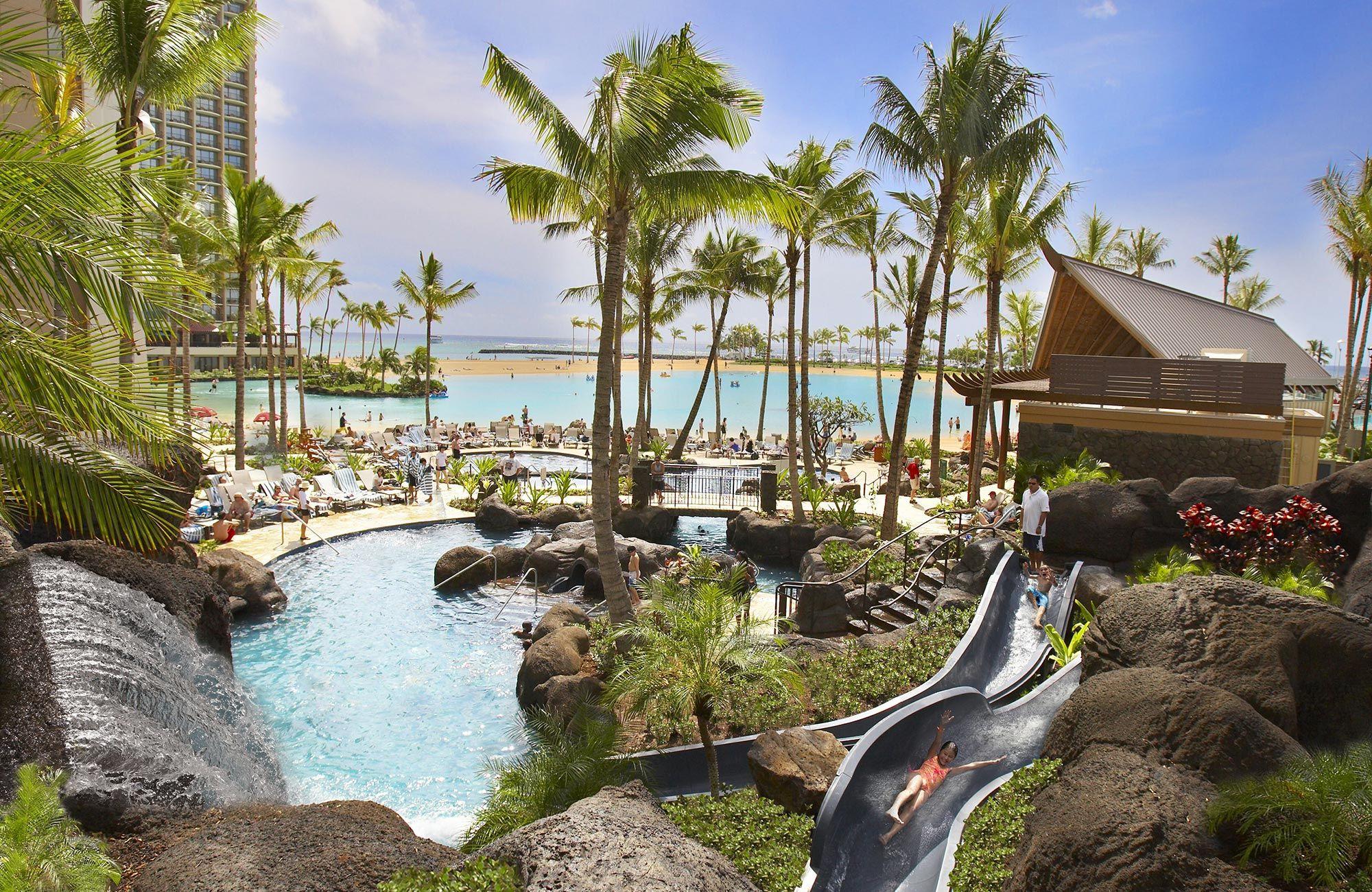 Hilton Hawaiian Village Waikiki Beach Resort Hilton Hawaiian