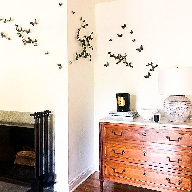 Don't try to see around the corners.  Just fly. . . .  #artisanmade #walldecor #interior123 #butterflies #designinspiration @apartmenttherapy #wallinstall #wallsculpture #butterfly #fireplacefriday #friyay #pursuepretty #wallinstallation #houseandhome #myeclecticmix @bossbabe.inc #flashesofdelight #currentdesignsituation #dallasdesign #homeinspiration #housebeautiful #fireplaces #interiorstyle #handmade @ddesigndistrict