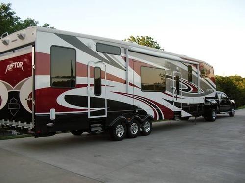 2010 keystone raptor rp 3912 toy hauler for sale by owner on rv registry. Black Bedroom Furniture Sets. Home Design Ideas