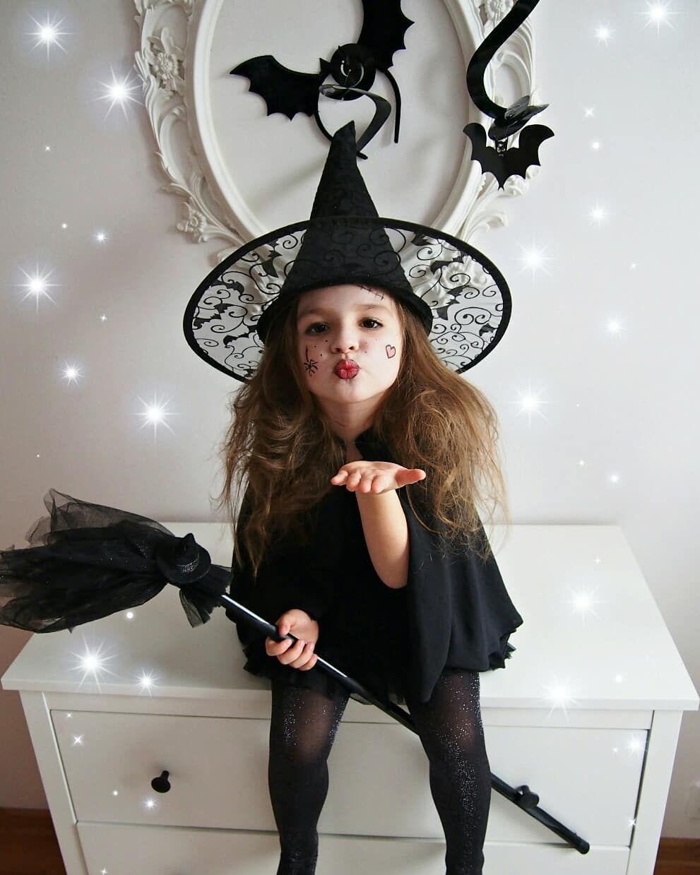 Halloween Kostüme für Kinder selber machen: schnell
