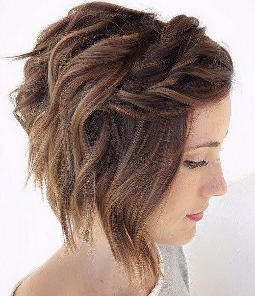 60 Trendiest Low Maintenance Short Haircuts You Would Love To Sport This Summer Hair Styles Short Hair Styles Short Wavy Hair