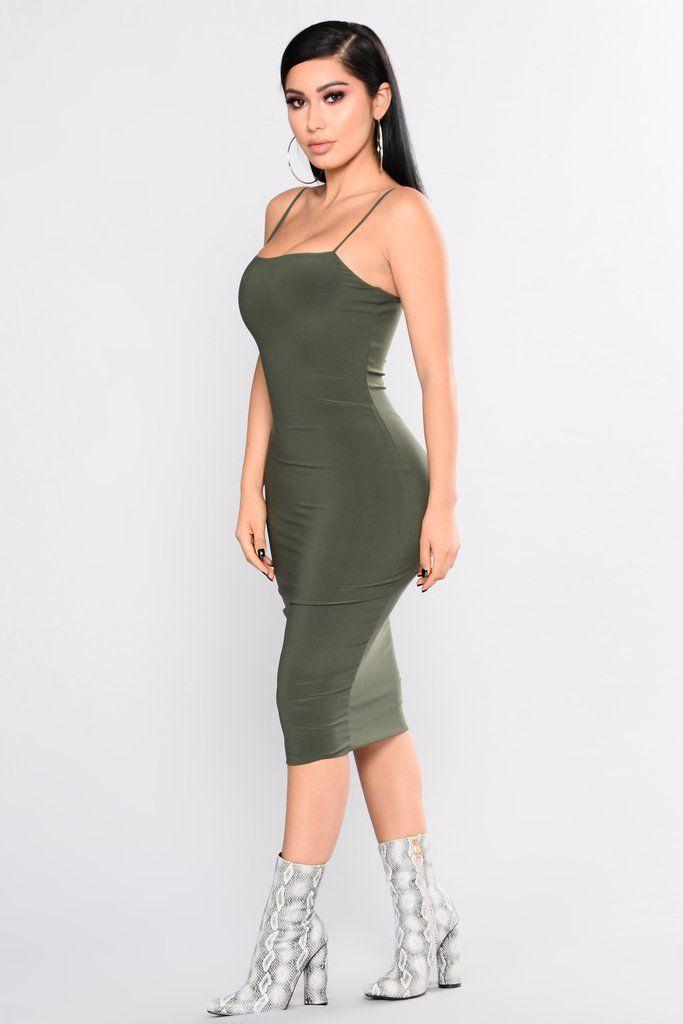 84fe470d4 Nova Babe Dress - Olive in 2019 | Stylin | Dresses, Fashion, Fashion ...