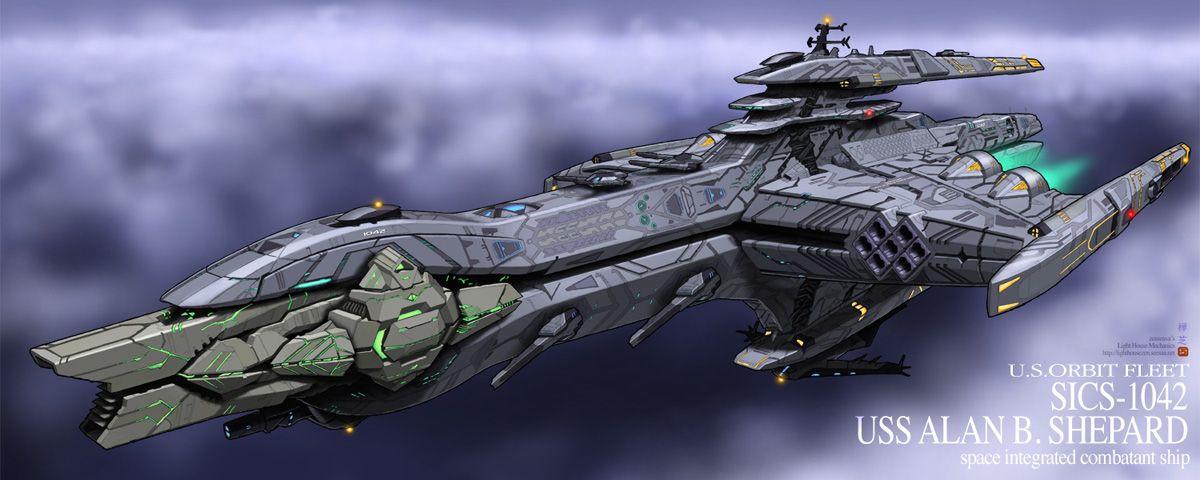 Space Battleship Yamato Designs Space Battleship Yamato