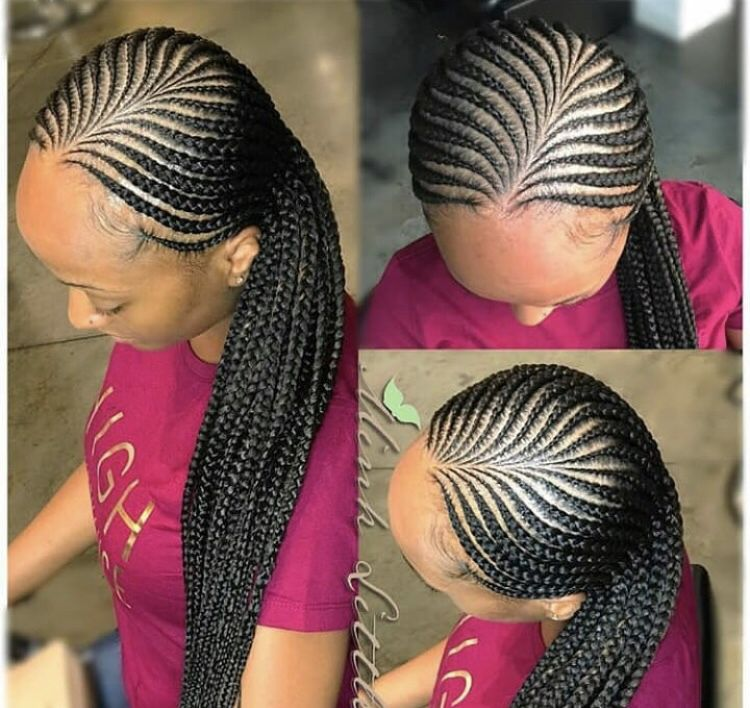 Pin By R I A H On Hairstyles Braids For Black Hair Braided Hairstyles Updo Braided Hairstyles For Black Women Cornrows