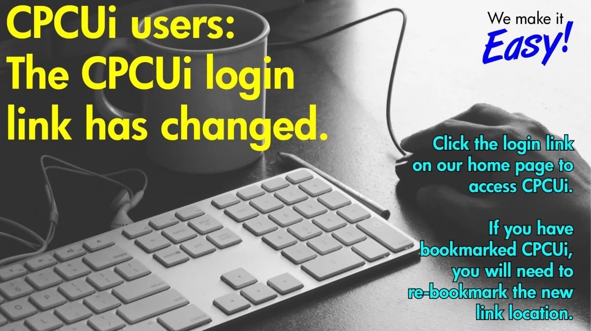 Consumers professional credit union and cpcui your online