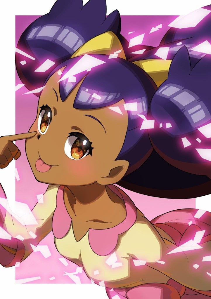 Pin by Squishy Sam on Pokémon in 2020   Pokemon iris
