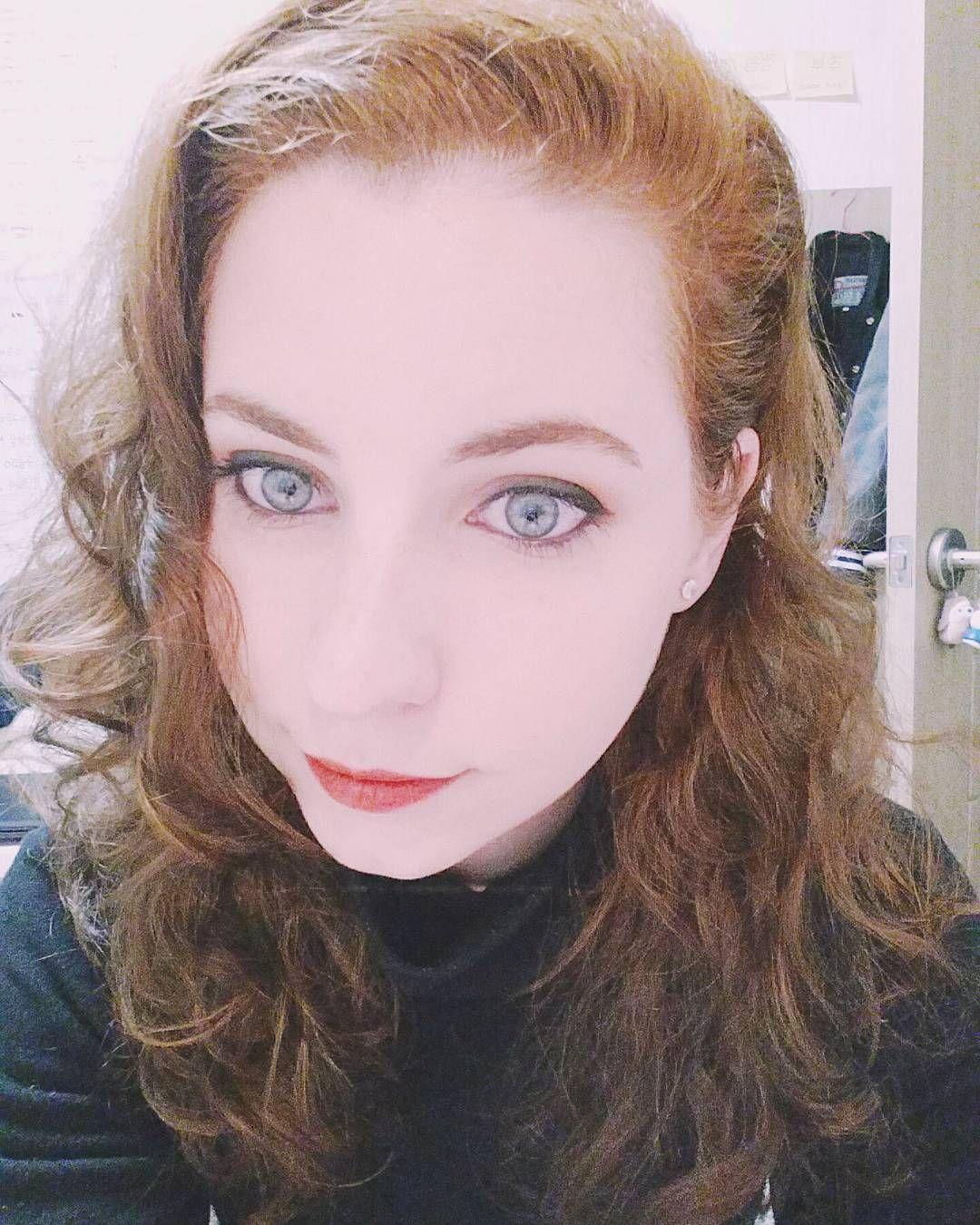 주황색   #에뛰드하우스 #머리 #스윗오렌지 #예쁜 #귀여워 #여자 #눈 #회색눈 #셀카 #셀피 #hair #tint #dye #orange #cute #beautiful #color #etudehouse #sweetorange #girl #eyes #grayeyes #makeup #selfie by mila_marta