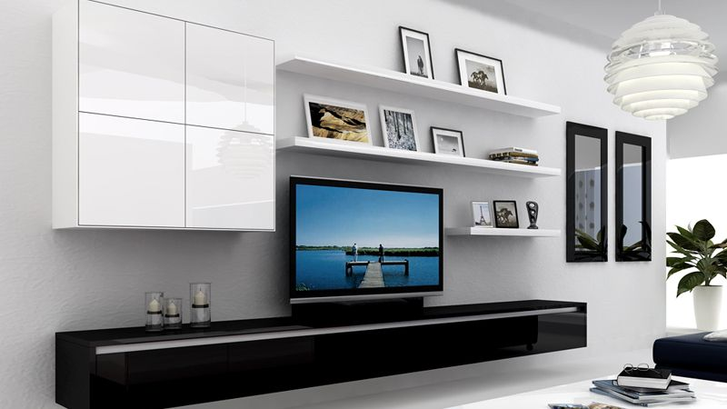 12 Awesome Floating Wall Unit Digital Picture Ideas | Floating ...