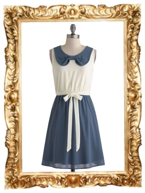 Writers Reunion Dress - $25.99 (50% off) Part of the massive Modcloth clearance sale! See more recommendations here or, you know, just the shop the sale here.
