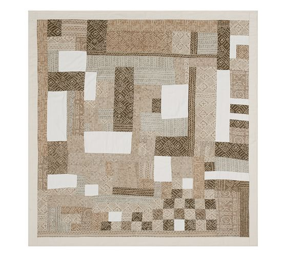 Pauline Boyd Hearth Quilt Potterybarn Home Furniture