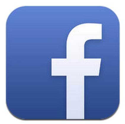 Afbeeldingsresultaat voor Facebook app icon