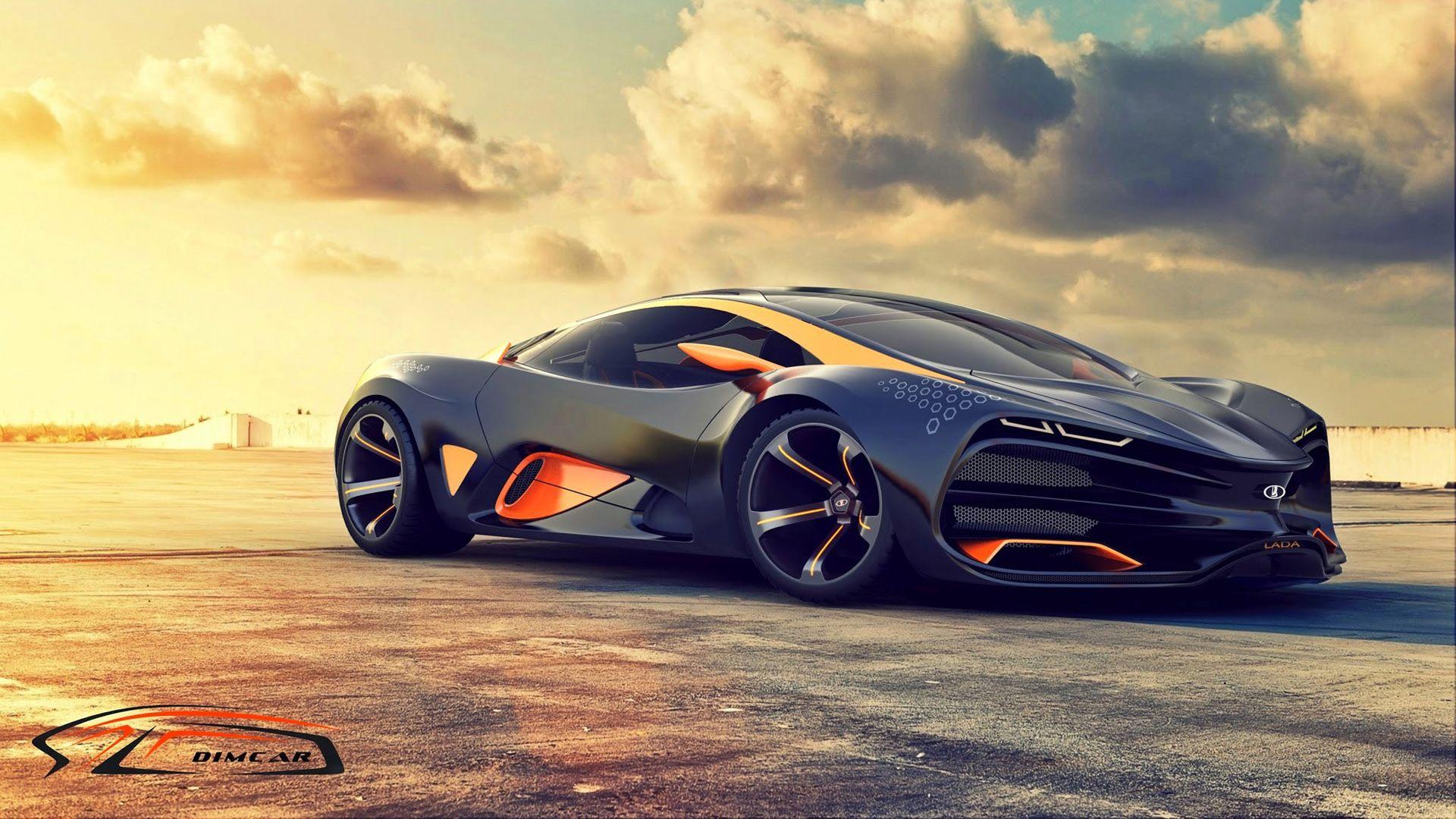 2015 lada raven supercar concept 2 wallpaper hd car wallpapers