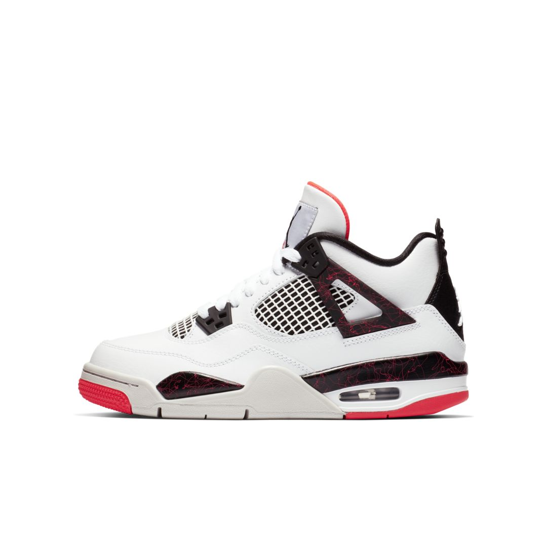 the latest a45cd 70591 Air Jordan 4 Retro Big Kids' (Boys') Shoe | Products in 2019 ...