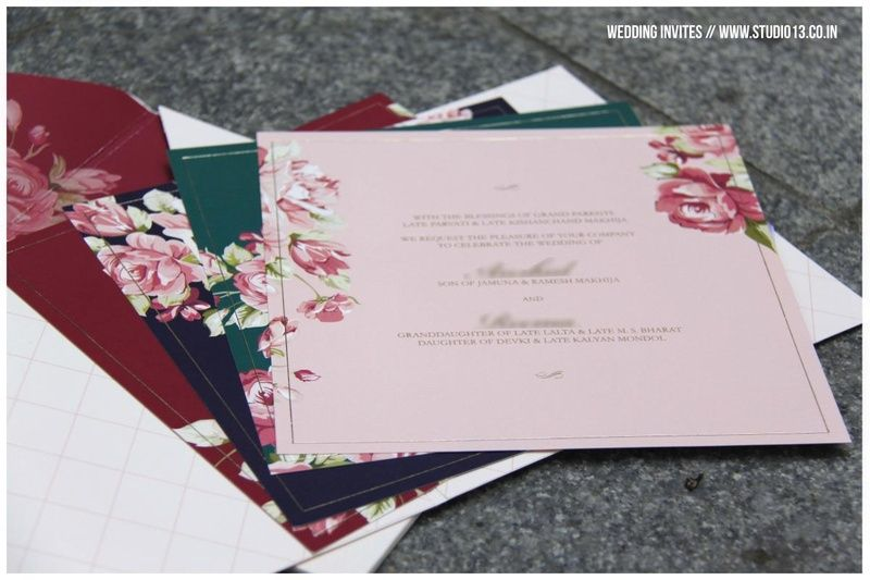 Pin by Adhisma Das on Shortlisted for Wedding Pinterest Projects - invitation card kolkata