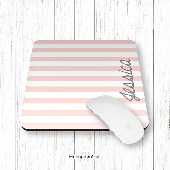 Hey, I found this really awesome Etsy listing at https://www.etsy.com/listing/252211450/personalized-mouse-pad-computer-supplies