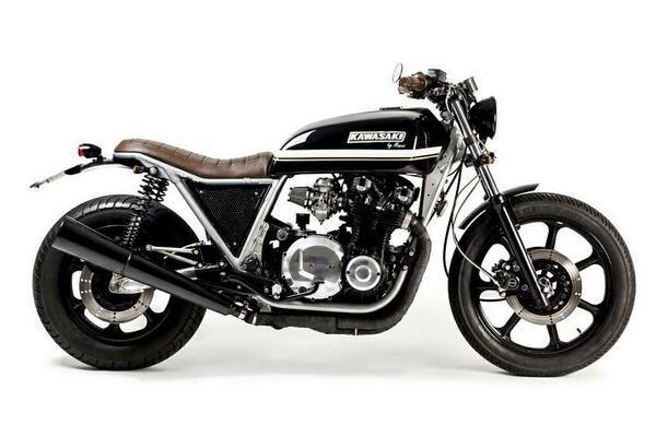 Kawasaki Bratt Style