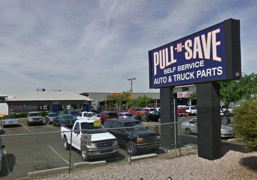 PullNSave Phoenix Truck parts, Trucks, Self service