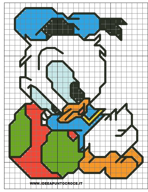 Schemi Punto Croce Disney Disney Cross Stitch Kanavice Kizlar