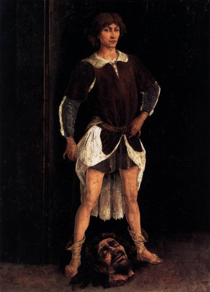 Antonio del Pollaiolo - David Victorious
